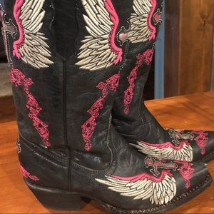 SOTO Cowgirl boots